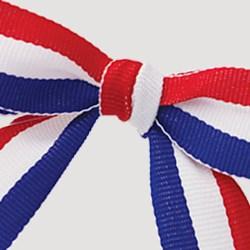 American Stripe Bow