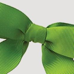Grosgrain Twist-tie Bow