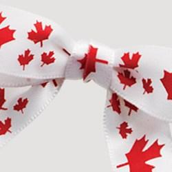 Maple Leaf Bow